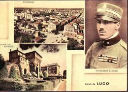 Francesco Baracca  Eroe Aviatore 1915-18 + Vedute Di Lugo - Guerre 1914-18
