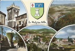 Lozere : Le Malzieu, Multivues - France