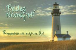 LIGHTHOUSE * Good News 01 * Hungary - Lighthouses