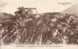 Lozere : Villefort, La Chapelle De St Loup - Villefort