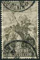 Pays : 131,1 (Congo Belge)  Yvert Et Tellier  N° :  274 (o) - Congo Belge