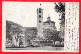 [DC6146] LAGO MAGGIORE - PALLANZA - MADONNA DI CAMPAGNA - Viaggiata 1904 - Old Postcard - Verbania