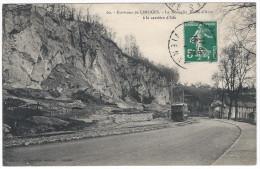 Environs De LIMOGE (87) - La Nouvelle Route D'AIXE à La Carrière D'ISLE (Tramway Petit Plan) - Limoges