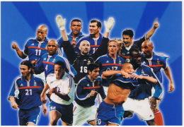 EQUIPE DE FRANCE 2002  TBE - Fútbol