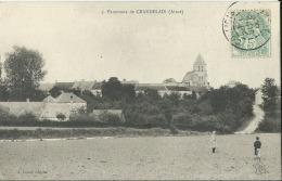 CPA Panorama De Crandelain - Unclassified