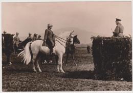 Große Rahmen-Übung In Thüringen Und Bayern 1930, Reichswehr, Photo O. Tellgmann - Krieg, Militär