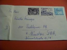Österreich  1970  Mi. 1341 + 1347 + 1349     / Stempel     ( 15 ) - Entiers Postaux