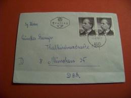 Österreich  1970  Mi.  1320     Ersttag   Brief      / Stempel   6.2.1970  ( 15 ) - 1961-70 Covers