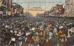 Fêtes - Carnaval - Mardi Gras New Orleans - Parade - Carnaval