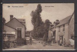 19 - Peyrissac -  Route De Rilhac - Animée - Autres Communes