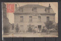 19 - Sornac - Hotel De France - Autres Communes