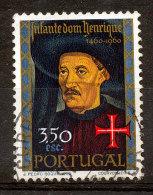 Portugal N°875 Infant Dom Henrique - Used Stamps