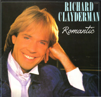 * LP *  RICHARD CLAYDERMAN - ROMANTIC (England 1987 EX!!!) - Instrumentaal
