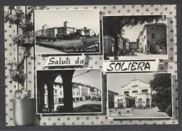 6189-SALUTI DA SOLIERA(MODENA)-FG - Saluti Da.../ Gruss Aus...