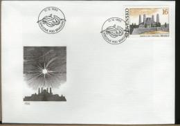 SLOVENSKO - FDC -   BRADLO - FDC