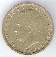 SPAGNA 100 PESETAS 1984 - 100 Pesetas