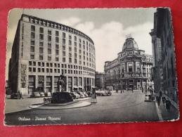 Italia Milano. Piazza Missori -> Olanda 1953 - Milano (Milan)