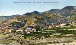 UBAYE   -les Alpes Pittoresques - Frankrijk