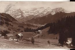 LA COMBALLAZ Et Les Diablerets - VD Vaud