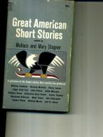 GREAT AMERICAN SHORT STORIES FAULKNER JAMES POE STEINBECK TWAIN CRANE... - Anthologies