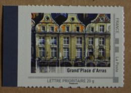 LFV1 Le Nord Pas-de-Calais : Grand'Place D'Arras  -autocollant- - France
