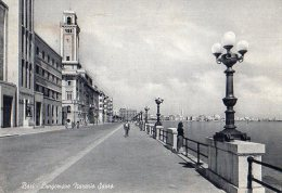 BARI 1953 - LUNGOMARE NAZARIO SAURO - ANIMATA - C545 - Bari