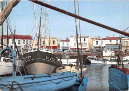 ¤¤  -  L'ILE-D'YEU   -  Bateaux De Pêche à PORT-JOINVILLE   -  ¤¤ - Ile D'Yeu