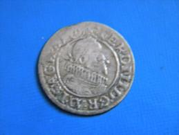 AUTRICHE - 3 KREUZER FERDINAND II 1624. - Autriche
