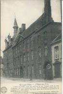 NIEUWPOORT - Stadhuis - Hôtel De Ville - Nieuwpoort