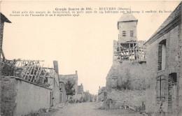 ¤¤  -  REUVRES  -  Village De 134 Habitants Près Des Marais De Saint-Gond  -  Guerre De 1914   -  ¤¤ - Francia