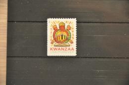 N 047 + USA 2013 KWANZAA MNH NEUF ** - Christmas Island