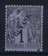 Guyane: Yv Nr 16 MH/* , Vat Value Maury 55 Euro - Neufs