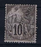 Guyane: Yv Nr 20 Used Obl, Vat Value Maury 50 Euro - Oblitérés