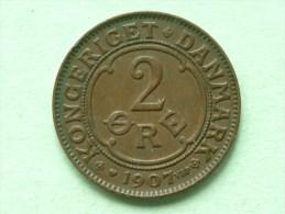 1907 - 2 ORE / KM 805 ( For Grade, Please See Photo ) !!