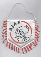FANION FOOT FOOTBALL AJAX AMSTERDAM - Non Classés
