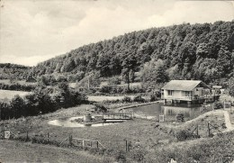 MALACORD - FERRIERES : La Villa Sur L'Etang - Cachet De La Poste 1961 - Ferrieres