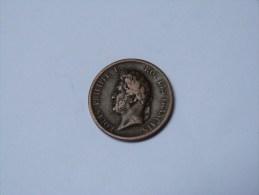 5 CENTIMES COLONIES 1839 A .LOUIS PHILIPPE ROI DES FRANCAIS. - Colonie