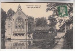 MONTGERON 91 - Le Moulin De Senlis - CPA - Essonne - Montgeron