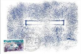 CARTE MAXIMUM  Accelerateur De Particules  1976 - 1970-79