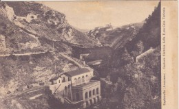 Capistrello - Avezzano- Centrale Elettrica - L'Aquila