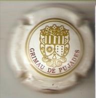 PLACA DE CAVA GRIMAU DE PUJADES (CAPSULE) Viader:8186 - Placas De Cava