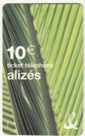 REUNION - France Telecomprepaid Card  10 Euro, 07/06, Used