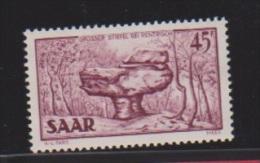 SARRE  //  Rentrisch //  45 Francs Lilas //   N 289  //  NEUF **  //  Côte 8 € - Saar