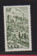 SARRE  //  Lansweiler //  60 Francs Olive //   N 290  //  NEUF **  //  Côte 9.3 € - Saar
