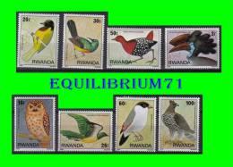 954/961** Oiseaux De La Forêt De Nyungwe/Vogels Uit Het Woud Van Nyungwe - RWANDA - Rwanda