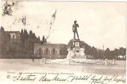 CT-N--00093  Firenze-Monumento A Michelangelo Sul Piazzale Michelangiolo - Firenze