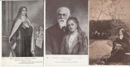 Lisieux 14 Calvados - Lot Of 6 Cards - Carmelites - Ste-Thérèse - Chapel Religion - VG Condition - 6 Cards Scanned - Postcards