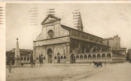 CT-N--00092  Firenze-Chiesa Di S.Maria Novella - Firenze