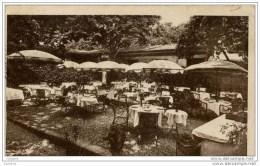 77-BARBIZON-Les Charmettes-Le Jardin-Restaurant - Barbizon