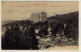 FONT ROMEU  -   L'hôtel D'altitude  -  Ed. Labouche, N° 864 - Otros Municipios